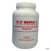 POOL AND SPA CHEMICALS | 10# COOLDECK KIT | E-Z PATCH #2 SAND BUFF | EZP-012