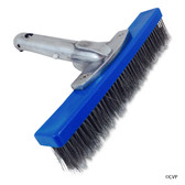 "MAINTENANCE LINE | 10"" INCH ALGAE BRUSH WITH ALUMINUM HANDLE 