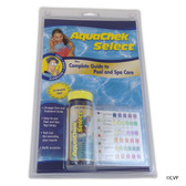 AQUA CHEK | AQUACHEK SELECT TEST STRIPS 7-1 CHLORINE | 541604A | 541604