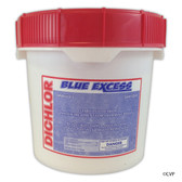 BLUE EXCESS PROFESSIONAL POOL CHLORINE | DICHLOR GRANULAR SHOCK | BLUE EXCESS 25# | BE34025