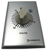 INTERMATIC | 15 MINUTE TIMER - SPST | FF15M