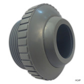 "SUPER PRO | 3/4"" HYDROSTREAM FITTING DARK GRAY, WALL RETURN EYE BALL FITTING 