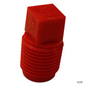 "JANDY | GREY VALVE, RED PIPE PLUG 1/8"" P-18 