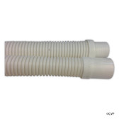 "POOL STYLE | 48"" UNIVERSAL LEADER HOSE WHITE 