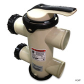 "Pentair | BACKWASH VALVE INLET ON TOP | 2"", 2-1/2"" OR 3"" 