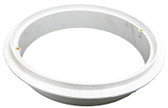 Pentair   Admiral S15 & S20 Skimmers   Ring seat only, 9 in. diameter, white   85000600