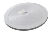 PENTAIR   LID ABS   Optional Top Access Lid Replacement FAS 100 Aboveground Pool Skimmer   85004700