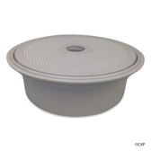 "Pentair | VALVE LID & RING 6"" ABS WHITE 