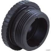 "Pentair Pool Products | Inlet Fitting, Pentair, 1-1/2""mpt, 1/2"" Orifice, Black 