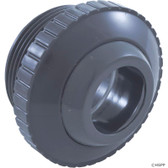 "Pentair Pool Products | Inlet Fitting, Pentair, 1-1/2""mpt, 1"" Orifice, Dk Gray 