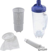 Custom Molded Products | Leaf Trap, CMP Leaf Canister, w/Basket | 58309-300-000