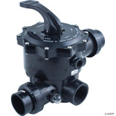 "Waterco USA | Multiport Valve, Waterco Side Mount, 2"", 6 Position 