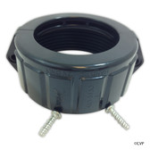 "Waterway | HEATER PART |  2"" SPLIT NUT WITH SCREWS 