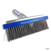 "A&B Brush | BRUSH 6"" M BACK ALGAE SS 