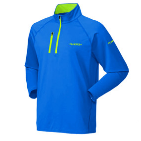 FUNKTION GOLF Thermal Performance Pullover Sweater - Atomic Blue
