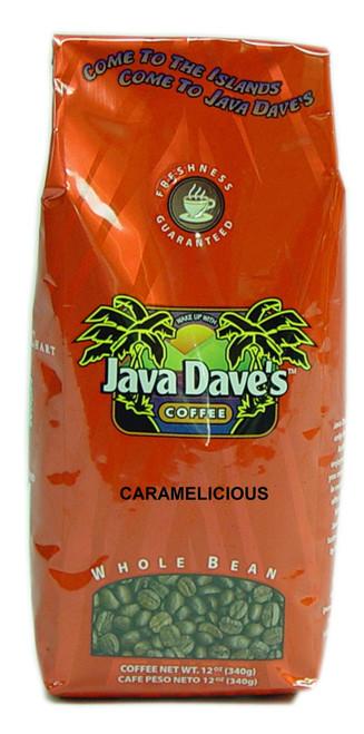 Caramelicious 12oz Bag - Caramel Flavored