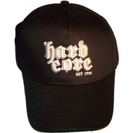 Hardcore Tombstone Hat Black Flexfit OSFA