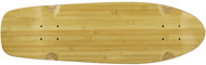 "Moose - 8"" x 26.5"" Light Bamboo Cruiser Deck"