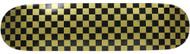 "Moose - Checkered Gold/Black Deck 7.75"""