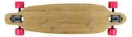 "Moose - 36"" Drop Thru Bamboo Top Complete Pink Wheels (Distributor Special Price)"
