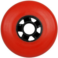 100mm 88a Scooter Wheel Red/Black Cyclone Hub