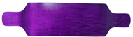 "Moose - 9.4"" x 38"" Drop Down Deck Stained Purple"