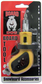 Board Dog Snowboard Ratchet Tool