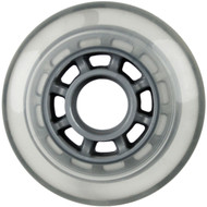 Inline Wheels - Clear 76mm 78a