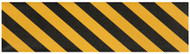 "Pimp Griptape Yellow/Black Stripe 9"" x 33"""