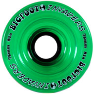 Bigfoot Wheel - 75mm 81a Invaders Green