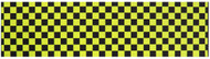 "Black Diamond - 9x33"" Yellow Checkers (Single Sheet)"