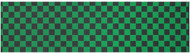 "Black Diamond - 9x33"" Green Checkers (Single Sheet)"