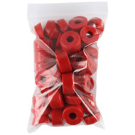 Bushings for 10 Trucks - 96a Red