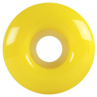 Blank Gloss Wheel - 51mm Neon Yellow (012C) Set of 4