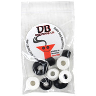 Dimebag Hardware Bushing Kit White 95A