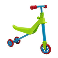 Zycom Kids 2 in 1 Scooter Zykster Blue/Red