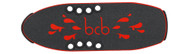 "Beercan Boards - 24"" Microbrewster Deck Radical Red"