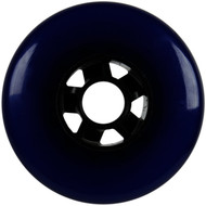 100mm 88a Scooter Wheel Dark Blue/Black Cyclone Hub