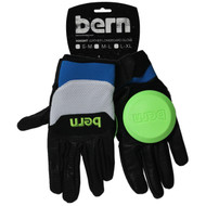 Bern Slide Gloves Leather Haight Green M/L