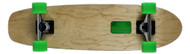 "Rolling Tray Cruiser Complete 7.75"" x 30"" Natural/Green"