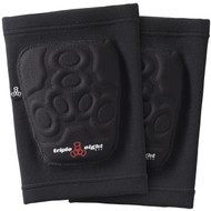 Triple 8 Knee Pads Covert Black Small