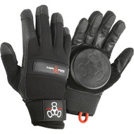 Triple 8 Slide Gloves Downhill Black XS