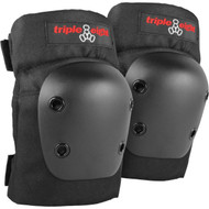 Triple 8 Elbow Pads Street Black Medium