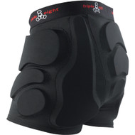 Triple 8 Girdle Roller Derby Bumsaver Black Large