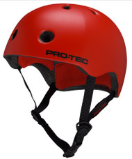 Pro Tec Street Lite CPSC Satin Blood Orange XL