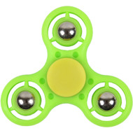 Fidget Spinner Green/Yellow