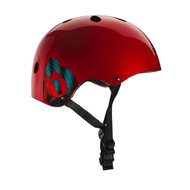 661 Dirt Lid Plus Helmet Red Certified OSFA
