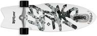 """Street Surfing Shark Attack Caster Skateboard Great White 30"""""""