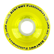 Bigfoot Wheel - 70mm 80a Pathfinders Yellow