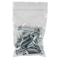 Luggage Hardware Kit 33mm x 6.0mm Bolt / Nut / Washer 10 Pack